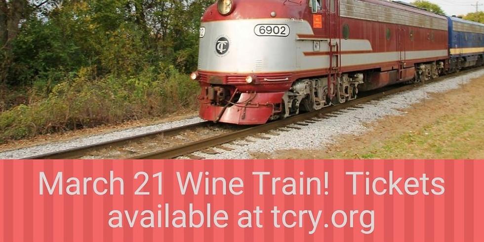 Nashville Wine Train