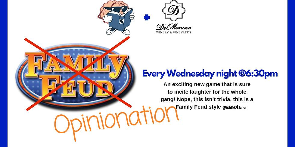 Opinionation Game Night