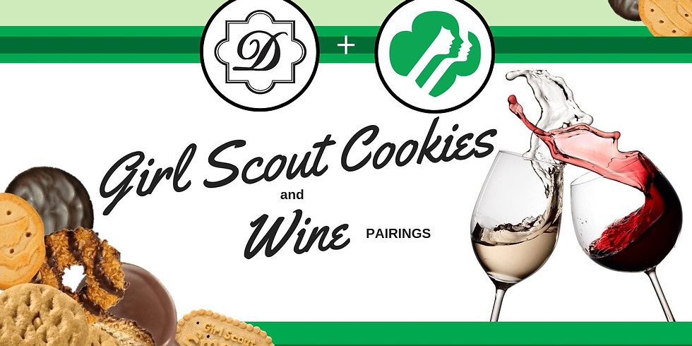 Girl Scout Cookie Wine Pairings