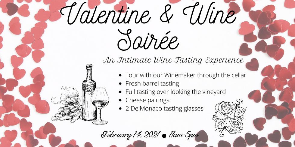 Valentine & Wine Soirée