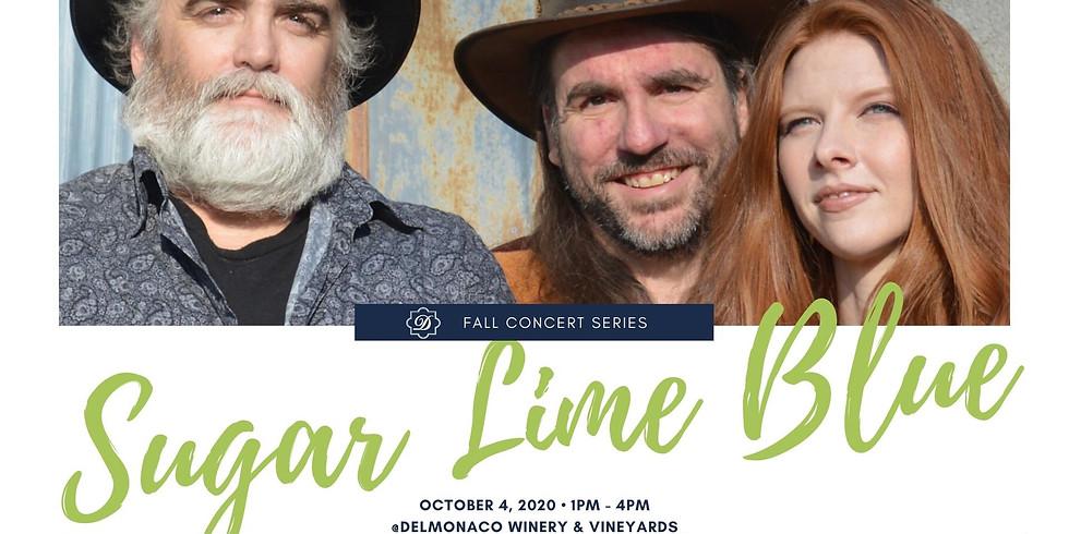 Sugar Lime Blue concert