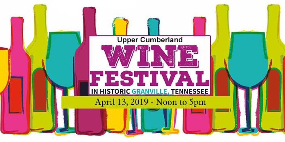 Upper Cumberland Wine Festival