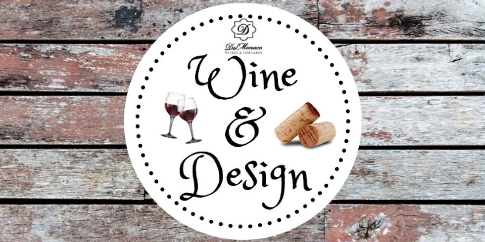 Wine & Design: Cork Birdhouses & Letters