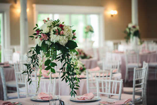 Light Pink Floral Arrangement