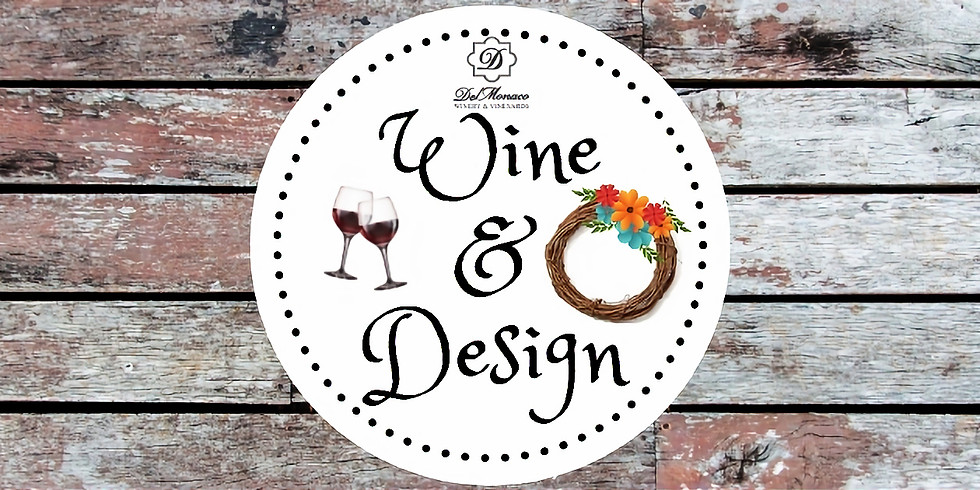 Wine & Design: Grapevine Wreaths