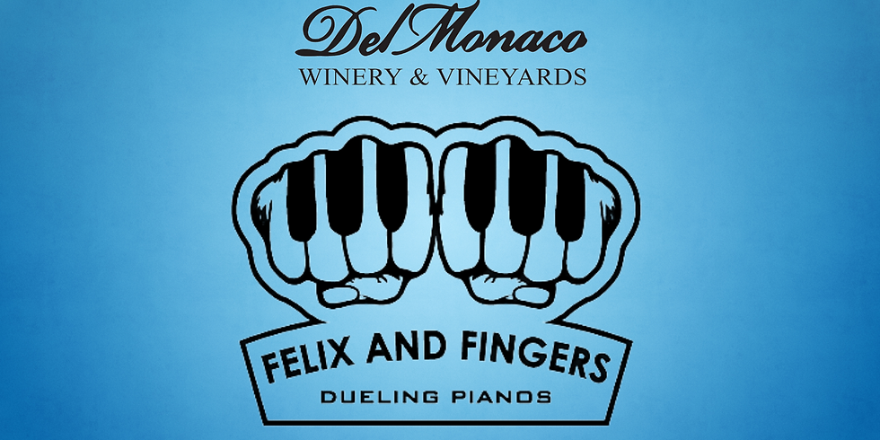 Felix and Fingers Dueling Piano Show