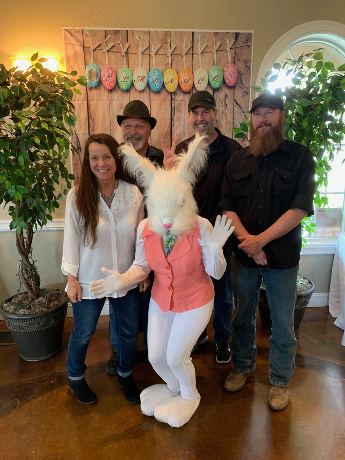 2019 Egg Hunt