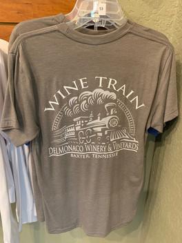 Wine Train T-shirts