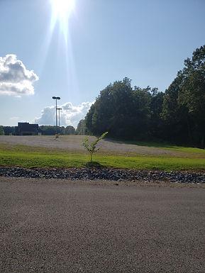 Harvest Host parking lot