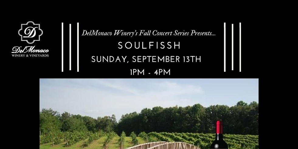 Soulfissh Fall Concert Series Concert