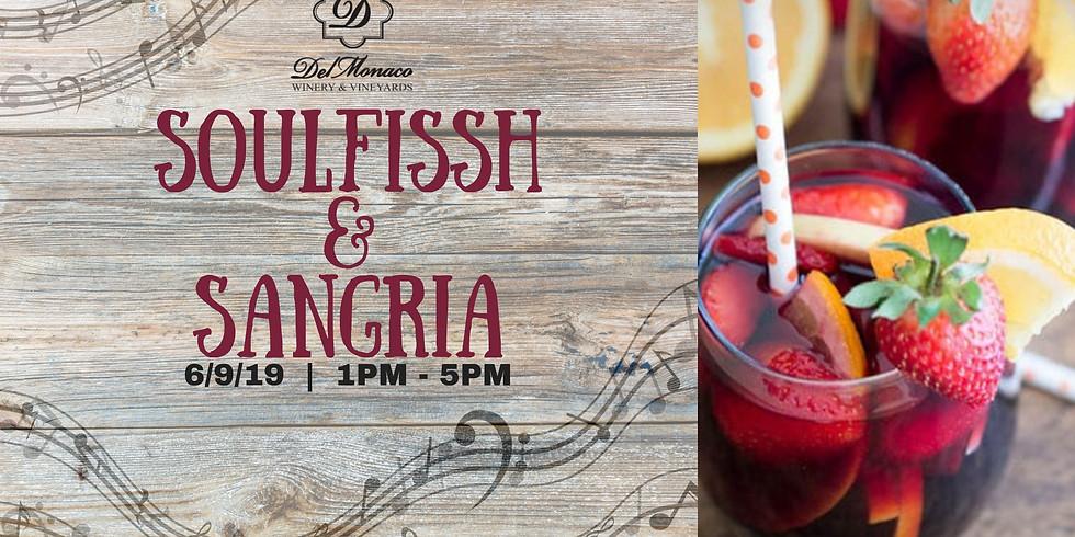 SoulFissh & Sangria Summer Concert