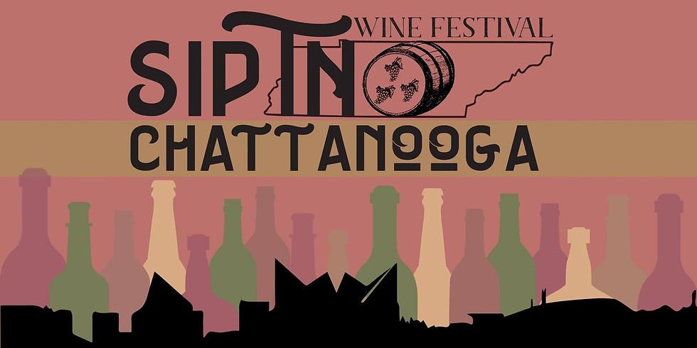 Sip TN Chattanooga Wine Festival