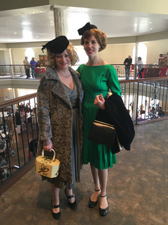 Vintage 50s outfits