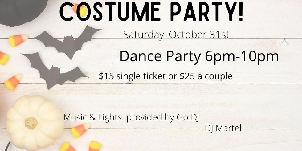 Hallowine Costume Dance Party
