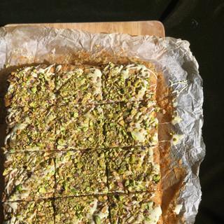 Tray bake