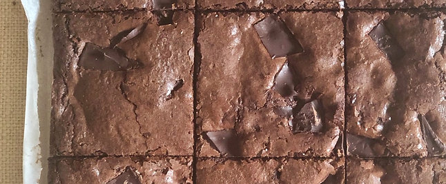 monthly brownie club - October