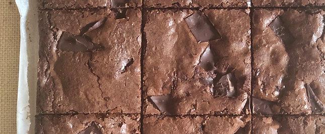 monthly brownie club - september