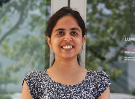 Meet Vandana Arora, Optical Test Development Engineer