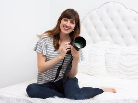 Meet Liz Hansen, Owner & Photographer at Chicago Boudoir