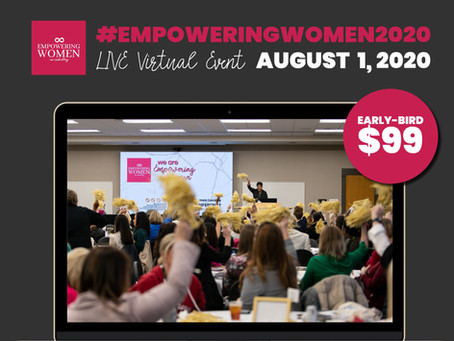 Early Bird Registration Opens for the Empowering Women in Industry Virtual Conference & Awards Gala