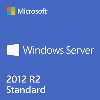 Windows Server 2012 R2 Standard 2 CPU/2 VM)32bit/64bit full version 5 PC install