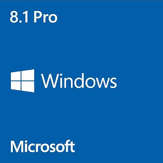windows 8.1 pro.32bit/64bit full version 5 PC install