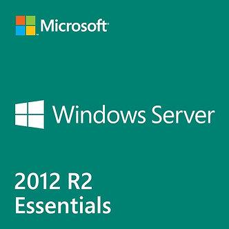 Windows Server 2012 R2 Essentials,32bit/64bit full version 5 PC install