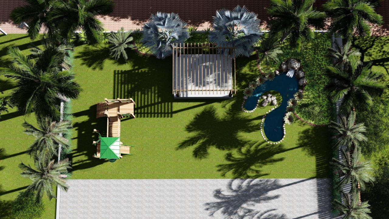 Projetos 3D - Alberto Farnese
