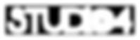 Studio 104 Logo - WHITE Transperant 1.pn