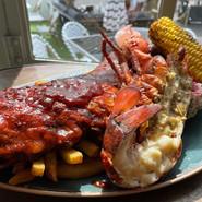 Ribs & Lobster