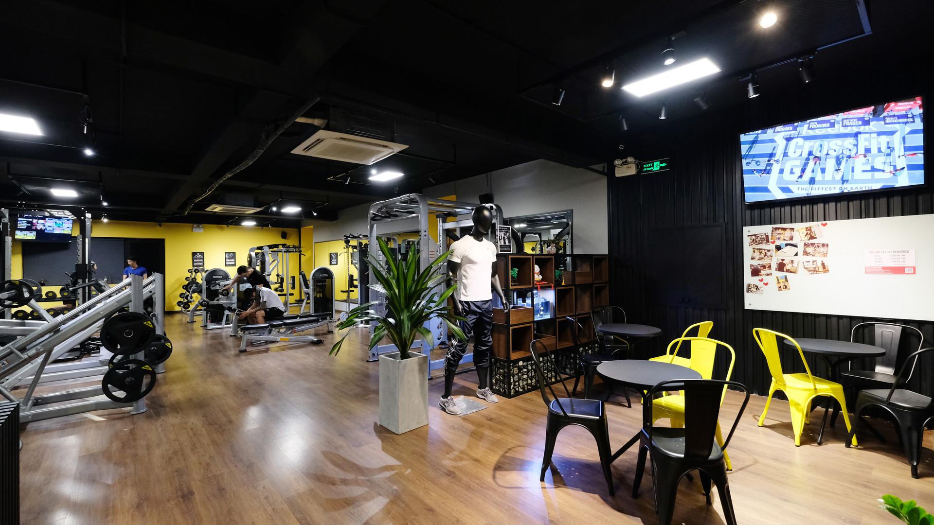 Phòng tập Urbanfit