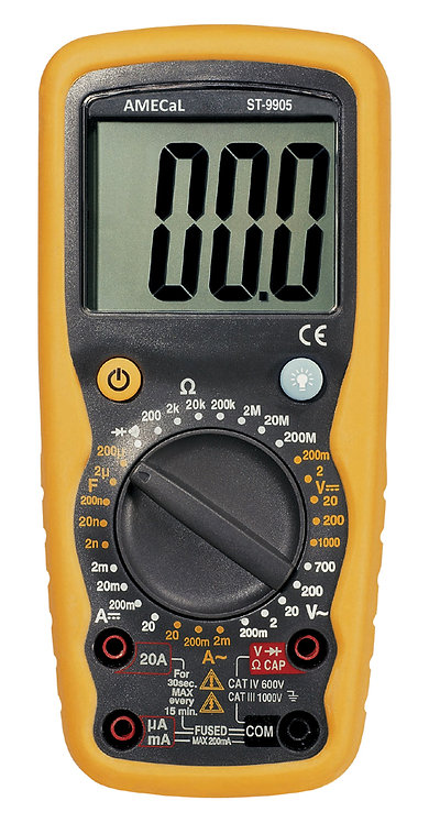 Digital Multimeter | AMECaL ST-9905