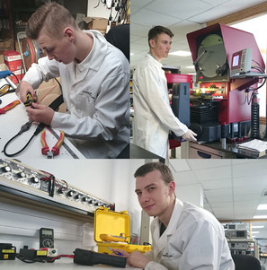 Engineering Apprentices for Companies Large and Small