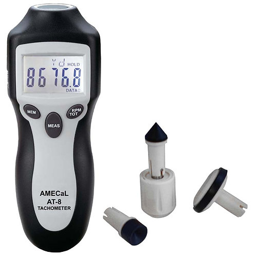 High Accuracy Tachometer | AMECaL AT-8