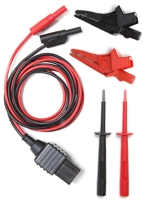 Test Lead, Croc Clips, Probes (TL-118-CP)