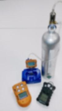 Gas Analyser Calibration