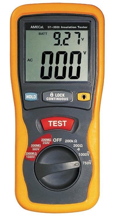 Insulation Tester | AMECaL ST-5500