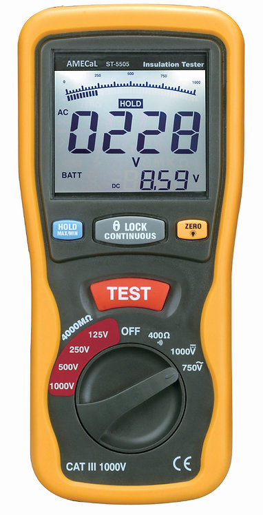 Insulation Tester | AMECaL ST-5505