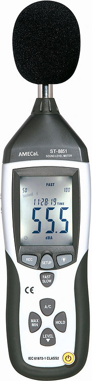 Sound Level Meter | AMECaL ST-8851