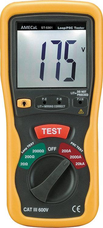 Loop Tester / PSC Tester | AMECaL ST-5301