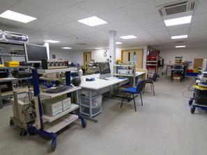 New Year, New Laboratory