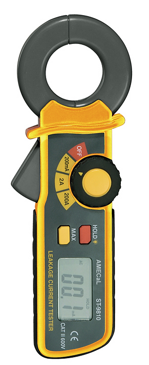 Mini AC Leakage Current Tester | AMECaL ST-9810