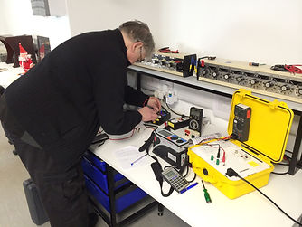 Calibration services in action