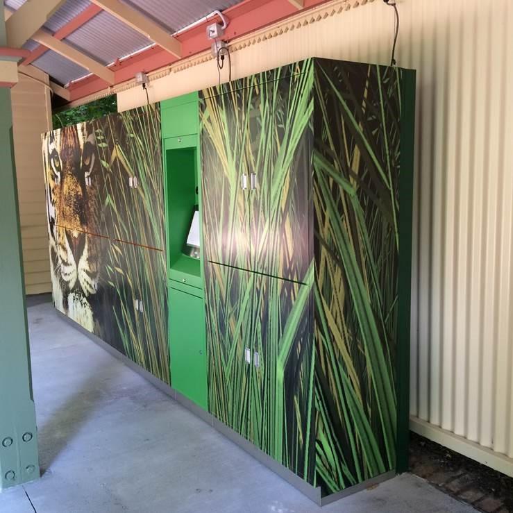 Perth Zoo.