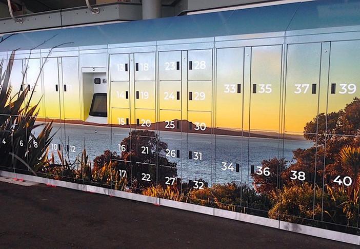 Transit Centre - Auckland