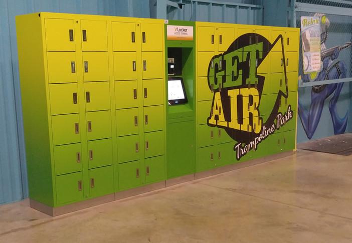 Get Air - Trampoline Park