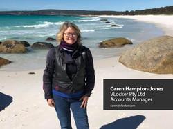 Caren Hampton-Jones