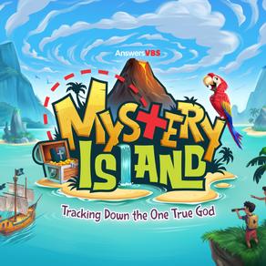 Mystery Island VBS 2021