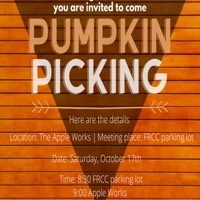 Pumpkin Picking Grades 1-6