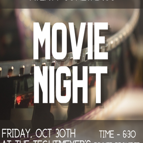 Twenty Somethings Movie Night